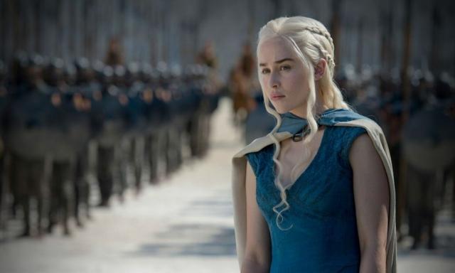 Daenerys Stormborn, Khaleesi, Mother of Dragons, Mhysa und nun Breaker of Chains: Danys Titel werden immer mehr – und zweifelhafter. © HBO