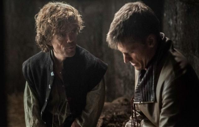 Tyrions Situation wird immer aussichtsloser: Weder sein Bruder Jaime noch seine letzte Hoffnung Bronn wollen für ihn als Champion gegen Gregor Clegane antreten.