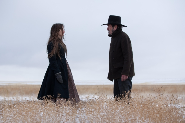 THE HOMESMAN, Copyright: Cannes Filmfestival