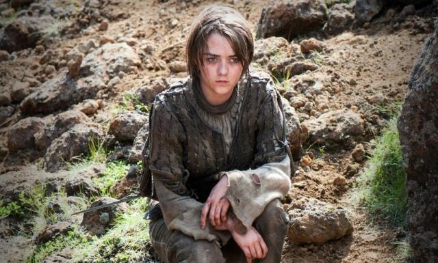 Von allen Entwicklungen, welche die Stark-Kinder zur Zeit durchmachen, ist die von Arya die erschreckendste. Ihre letzte Szene mit dem Hound gehört mit Sicherheit zu den Höhepunkten der Folge – sowie der ganzen Staffel.