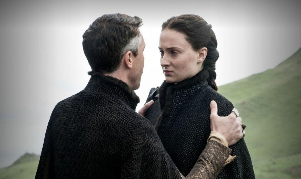 Sei ein bisschen mehr wie ich. Kann Littlefinger Sansa zur Inszenatorin der Tragödie machen statt ihrem passiven Zuschauer?