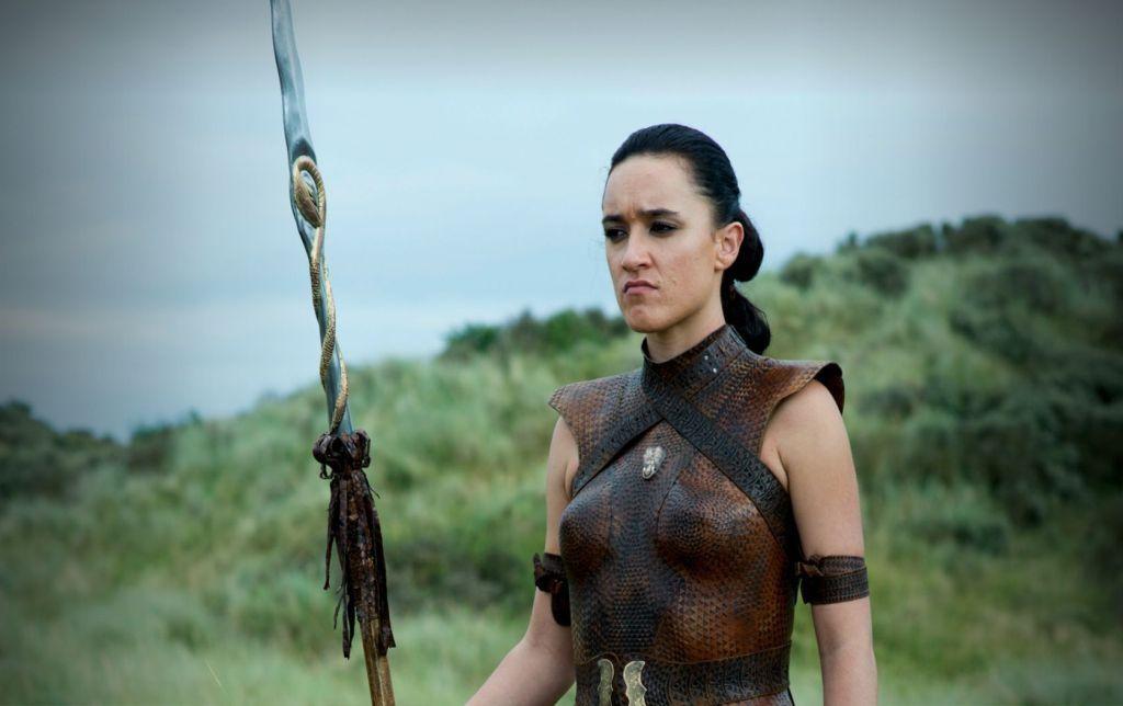 Daddy's girl: Im Umgang mit dem Speer erweist sich Obara Sand als würdige Tochter von Oberyn Martell.